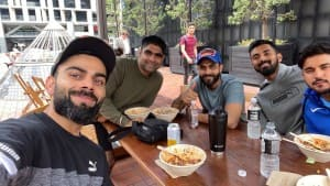 Check Out The Latest Photos of Indian Cricket Team in New Zealand