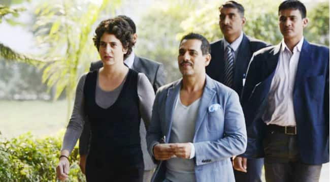 World Knows What   s Happening     Says Priyanka as She Drops Husband Robert at ED Office For PMLA Case Probe