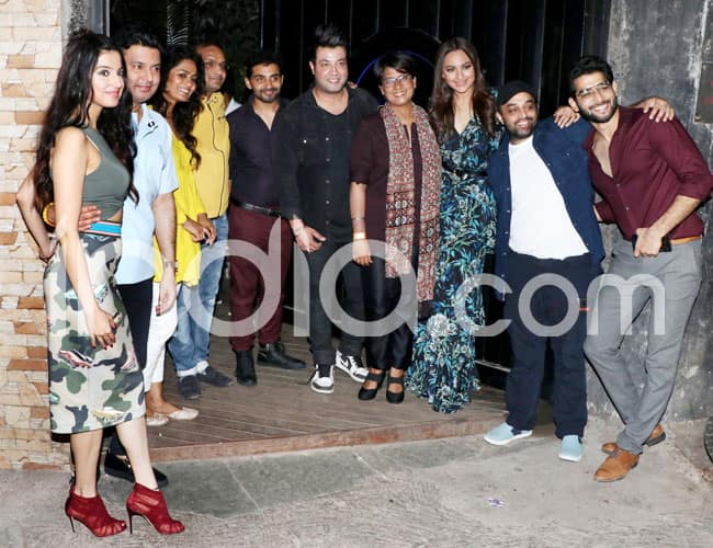 Wrap up party