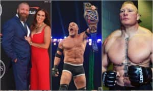 WWE's Highest Paid Wrestlers 2020: From Brock Lesnar to Roman Reigns - Updated List of World Wrestling Entertainment's Top Paid Stars
