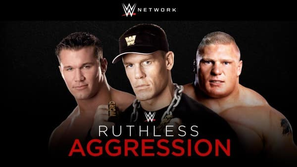 WWE Ruthless Aggression