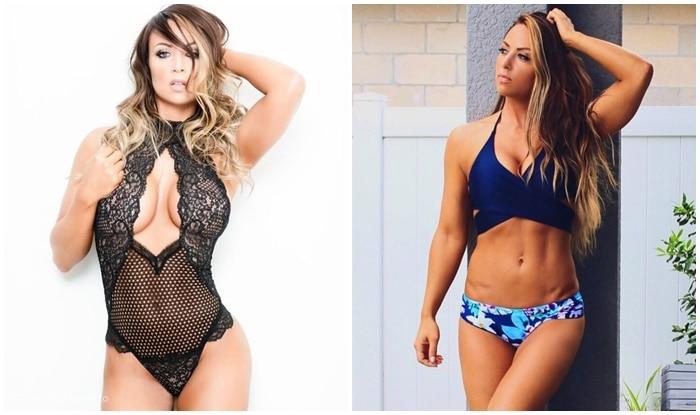 WWE Star Tenille Dashwood   s Hot   Sexy Bikini Pictures