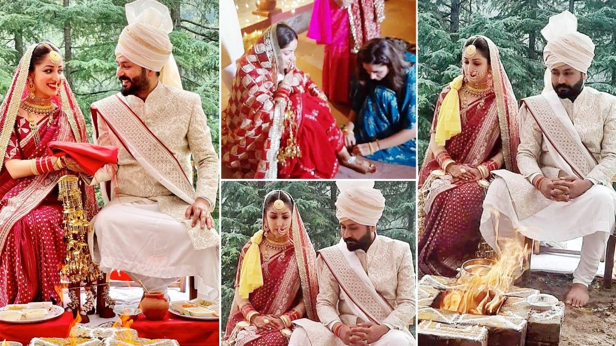 Yami Gautam and Uri director Aditya Dhar got married on June 4 in Bilaspur