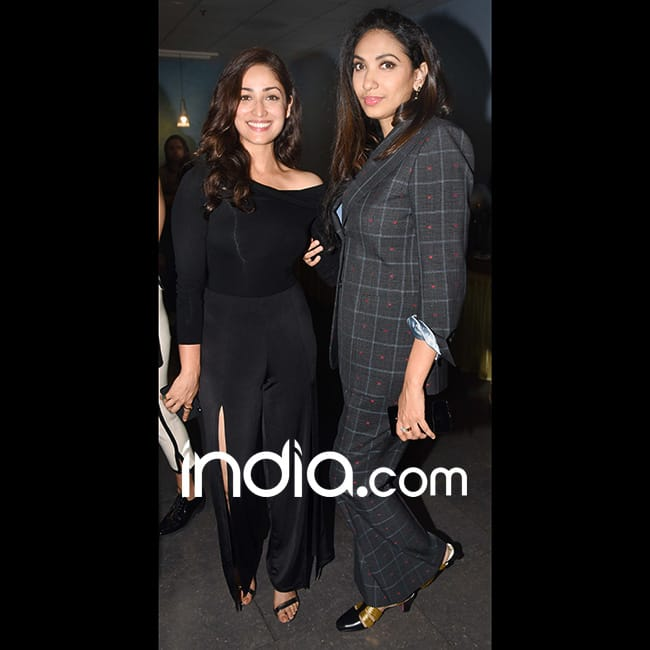 Yami Gautam at special screening of Padman