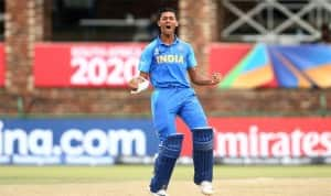 India's Road to ICC U-19 Cricket World Cup 2020 Final - See Pics