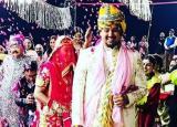 Mohena Kumari Singh's Bridal Look, Photos From Big Wedding With Suyash Rawat go Viral