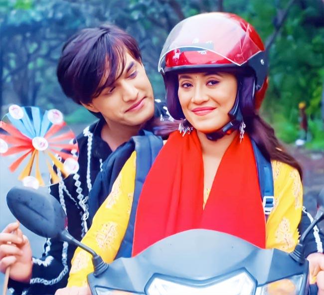 Yeh Rishta Kya Kehlata Hai Couple Kartik Naira Upcoming Episodes Are All Fun