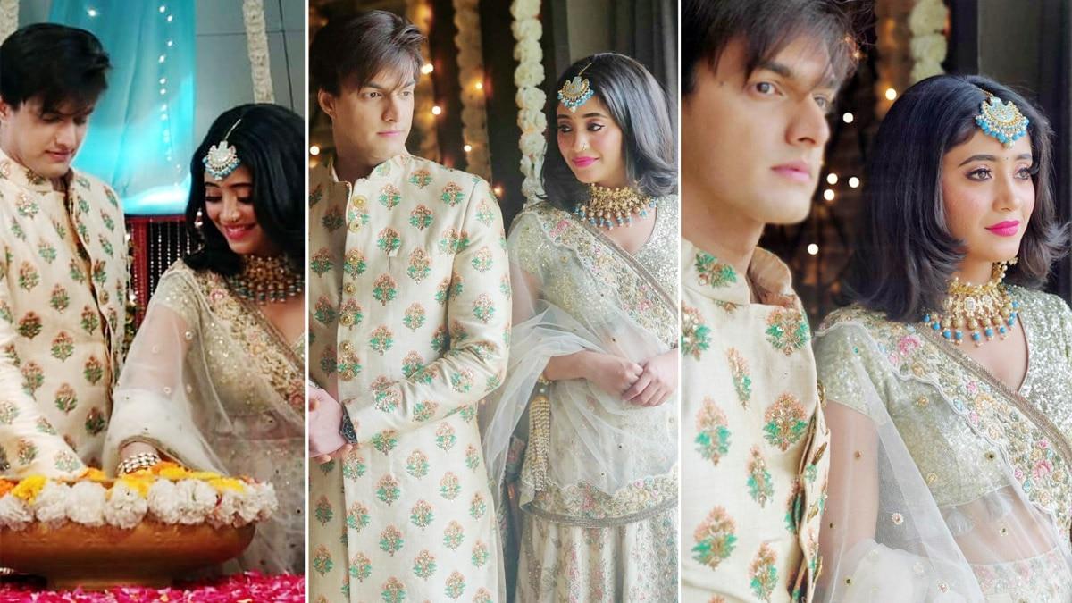 Yeh Rishta Kya Kehlata Hai  Kartik Sirat   s Engagement Pics Are Out