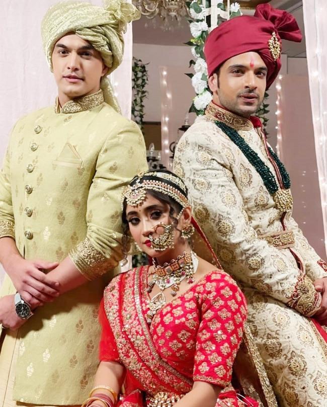 Yeh Rishta Kya Kehlata Hai  Sirat and Ranveer set to marry