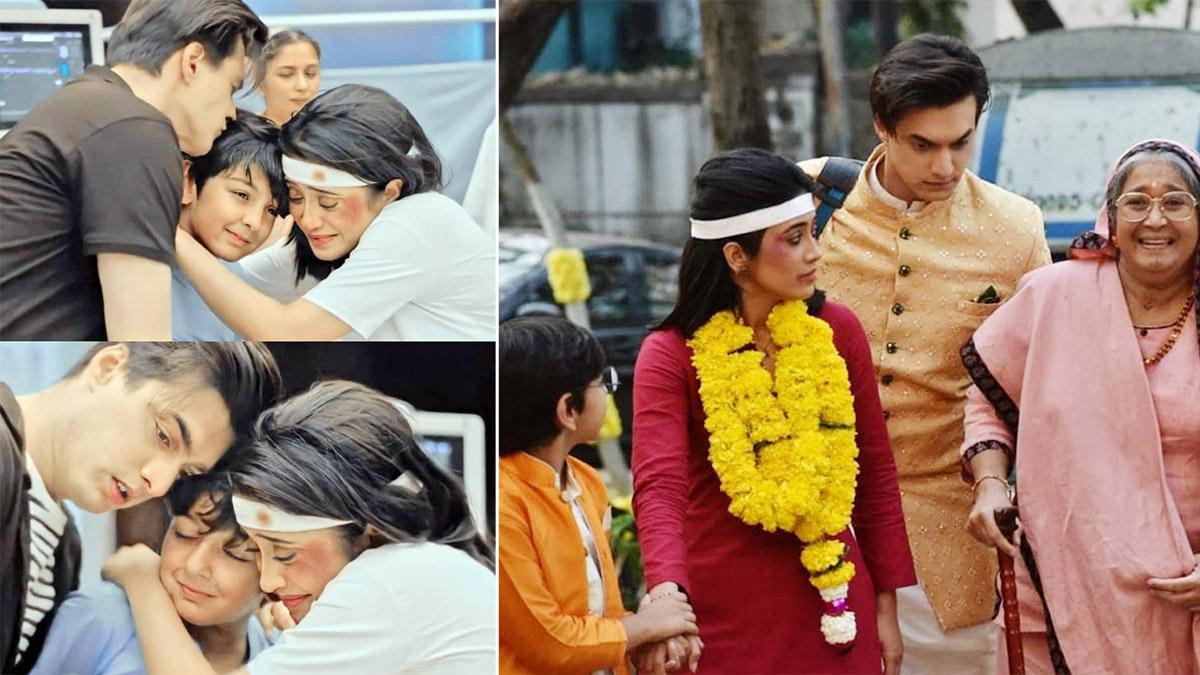 Yeh Rishta Kya Kehlata Hai  Sirat To Enter Goenka House