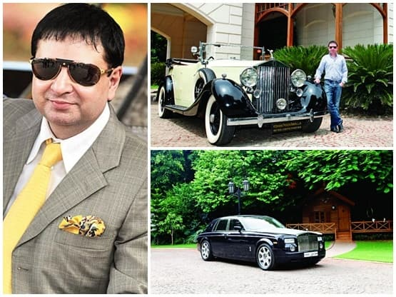Amitabh Bachchan One Of The Few Bollywood Stars To Own Rolls Royce