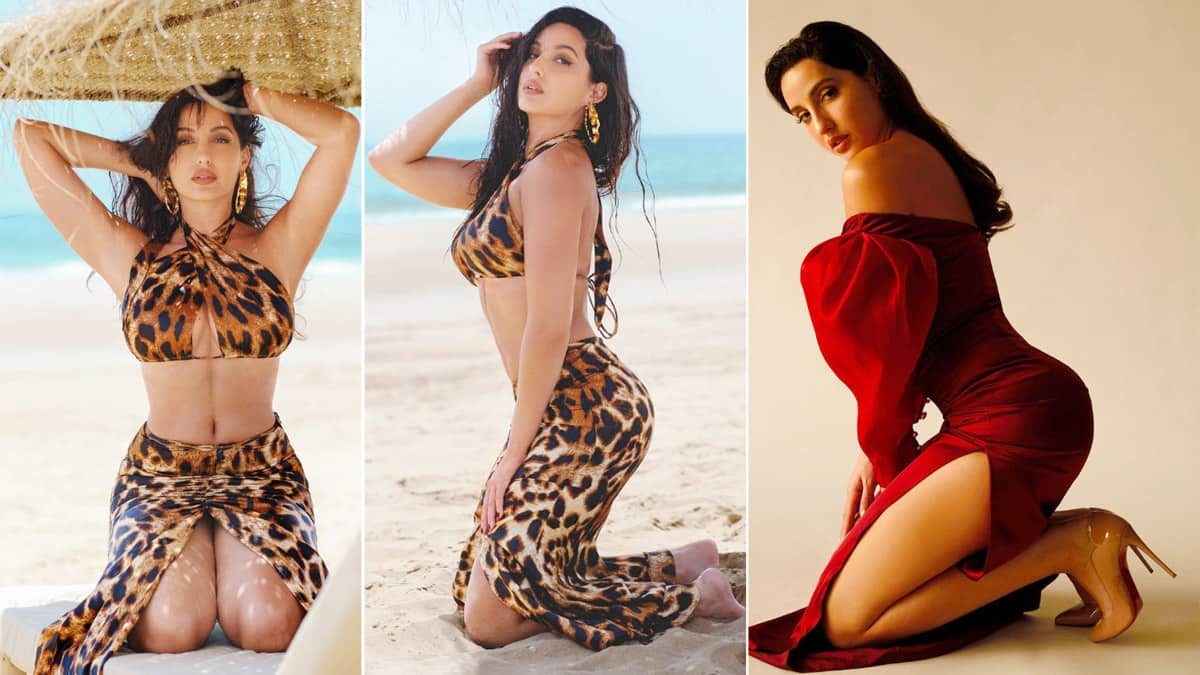 You Can Also Include Nora Fatehi s co ord set in Your Wardrobe