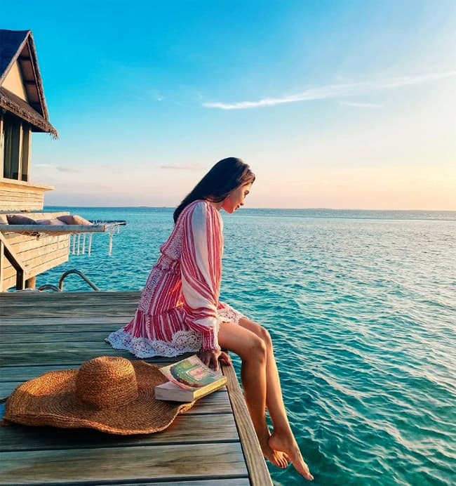 You Can t Miss to See These Sizzling Hot Pics of Samantha Akkineni From Maldives