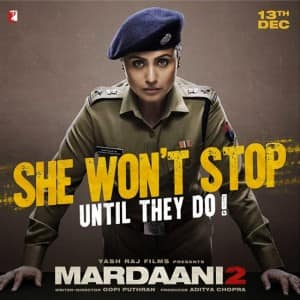 Rani Mukerji's Cop Drama Mardaani 2 Puts Out Important Rape Questions in THESE Latest Posters