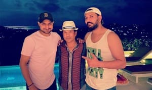 Boys Day Out !!! Yuvraj Singh Celebrates 38th Birthday in Style | SEE PICS