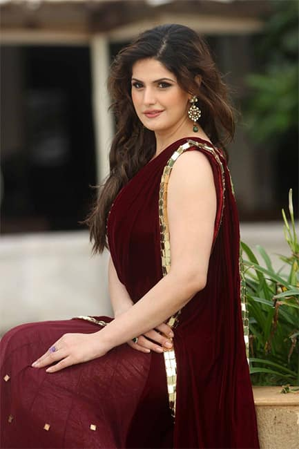 Zarine Khan looks hot in this picture